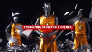 Energizing Basketball Opener