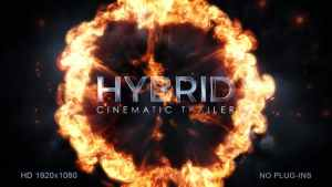 Hybrid Cinematic Trailer