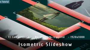 Isometric Slideshow
