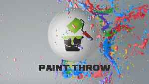 Paint Throw