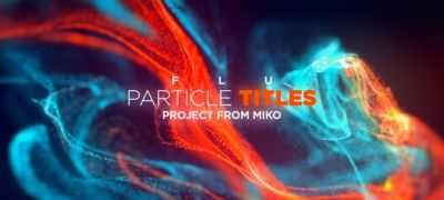 FLU - Particles Titles
