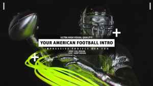Your American Football Intro