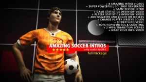 Amazing Soccer Intros