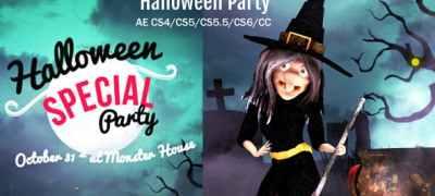 Halloween Party/Wish
