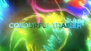 Colourful Trailer