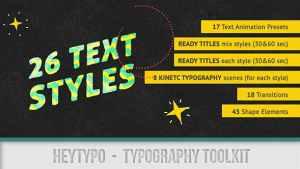 Heytypo // Typography Toolkit