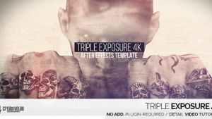 Triple Exposure 4K