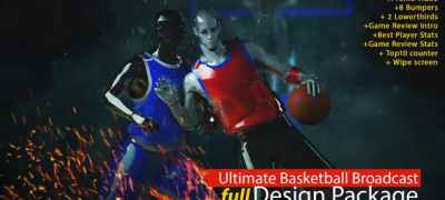 Ultimate Basketball Intro