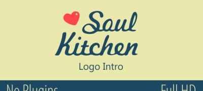 Soul Kitchen Logo Intro