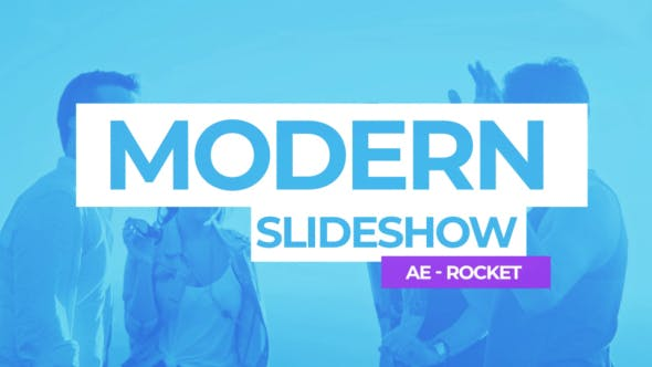 After Effects Projects | Download Modern Slideshow - FREE Videohive