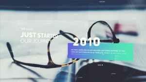 Timeline Slideshow