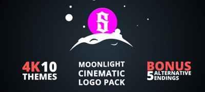 Moonlight Cinematic Logo Pack