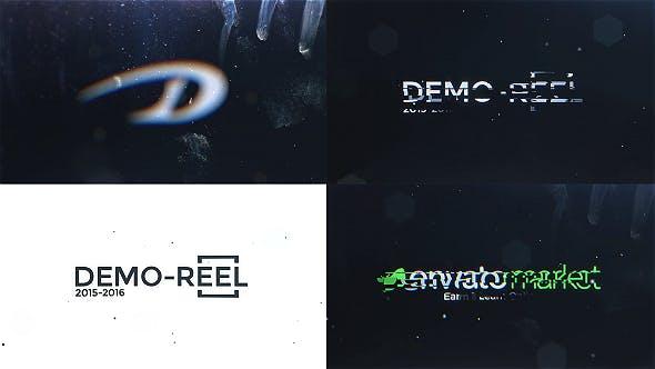 Download DeFocus Glitch Logo Intro – FREE Videohive