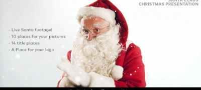 Santa Claus Christmas Presentation