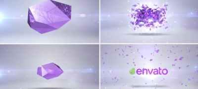 Butterfly Logo Revealer