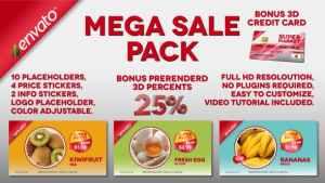 Mega Sale Pack