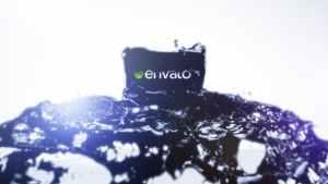 Black Liquid Logo Reveal II