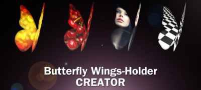 Butterfly Wings Creator
