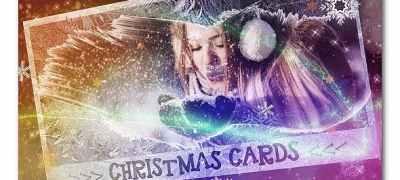 Christmas Cards Photo Opener