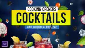 Cooking Design Pack - Cocktails