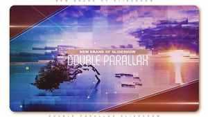 Double Parallax Slideshow