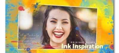 Drop Inked Inspiration Slides