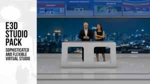Element 3D Broadcast Studio Pack
