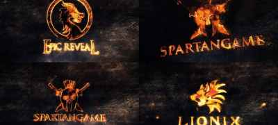 Epic Legendary Logo Reveals
