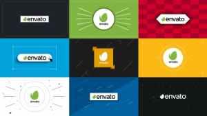 9 Flat Logo Openers