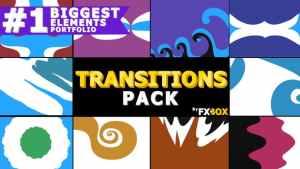 Funny Cartoon Transitions