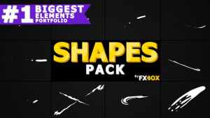 Funny Shapes | After Effects