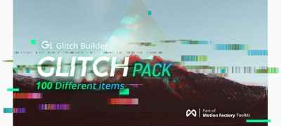 Glitch Pro | Essential Glitch Effects Pack