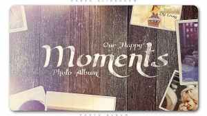 Happy Moments Slideshow