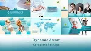 Dynamic Arrow - Corporate Package