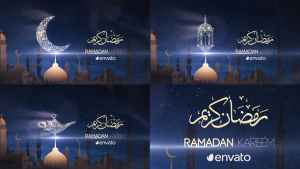 Ramadan Kareem | After Effects Template