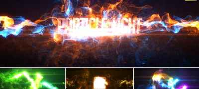 Particle Light Reveal