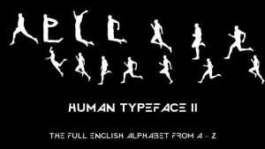 Human Typeface II