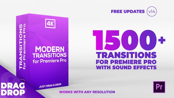 After Effects Projects | Download Modern Transitions | For