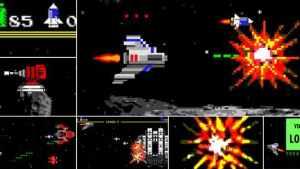 Logo Arcade Game 8 Bit