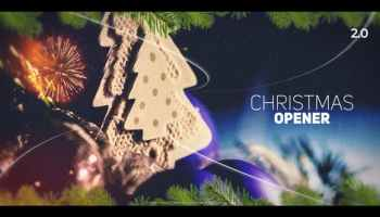 After Effects Projects | Download Christmas Opener - FREE