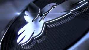 Metallic 3D Logo Reveal