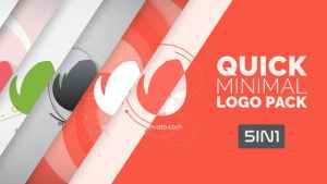 Quick Minimal Logo Pack