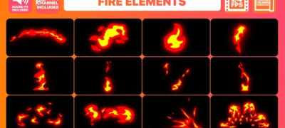 Fire Elements Pack