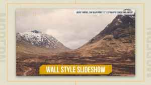 Wall Style Slideshow