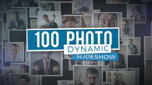 100 Photo - Dynamic Slideshow