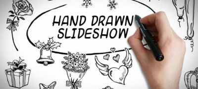 Hand Drawn Slideshow