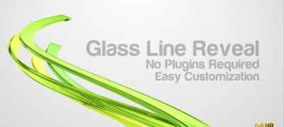 Glass Line Reveal