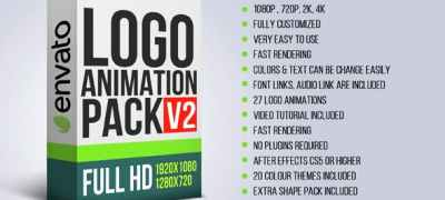 Logo Animation Pack V2
