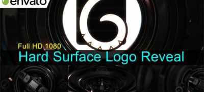 Hard Surface Logo Reveal / Element 3D