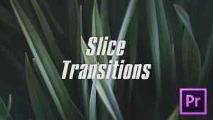 Slice Transitions